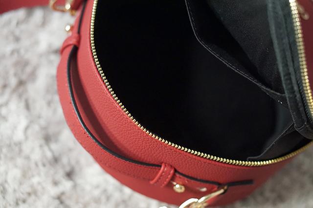 COSPAC貝果小圓包 紅色 聖誕禮盒|HC STORE25.JPG