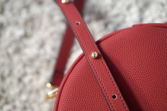 COSPAC貝果小圓包 紅色 聖誕禮盒|HC STORE22-1.JPG