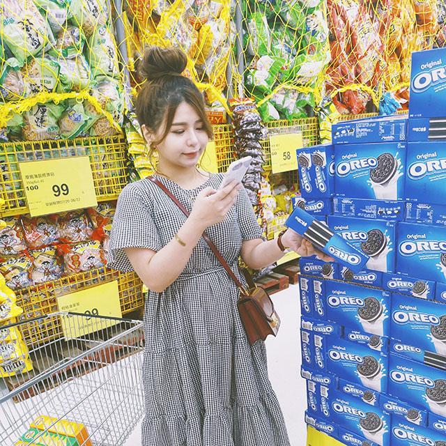 家樂福 app 掃碼購自助結帳體驗評價02-1.JPG
