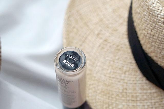 Makeup forever REBOOT活潤精華粉底液R208色號試色心得14.JPG