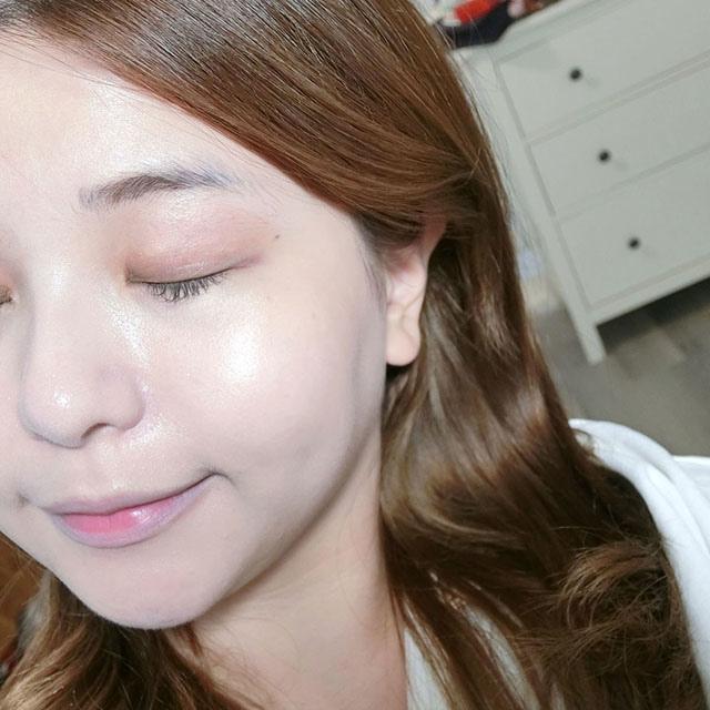 Makeup forever REBOOT活潤精華粉底液R208色號試色心得28.JPG