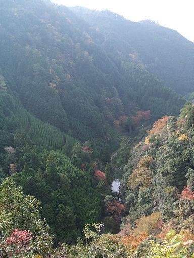 秀麗的錦雲溪谷