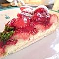 季節限定草莓派