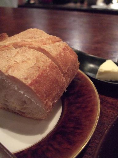 先上麵包和奶油