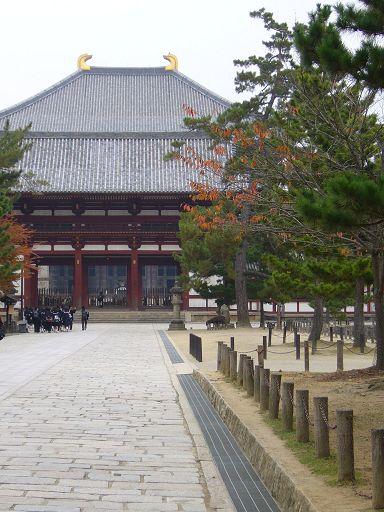 東大寺一景