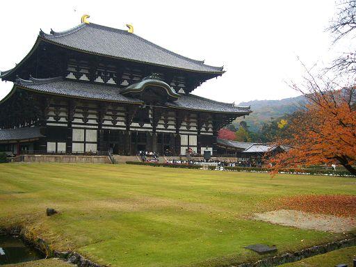 這就是奈良大佛的家啦!^O^