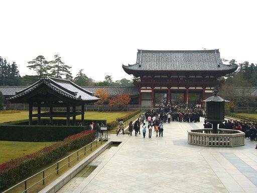 東大寺的建築格局都不是普通的大*O*