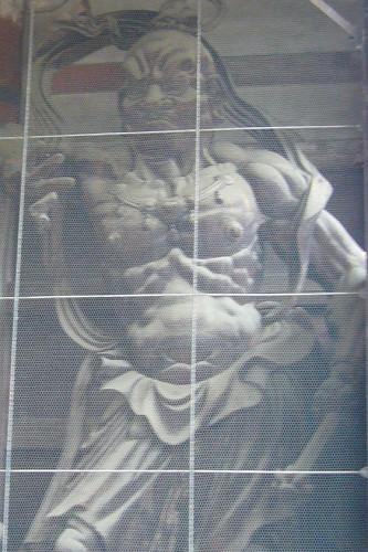 奈良的神像通通都在拼大仙的