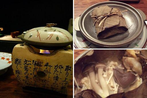 第六道是「朴葉燒」,是非常燙口又美味的一品
