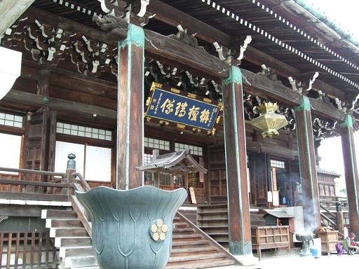 清涼寺內供奉著很珍貴的國寶級佛像