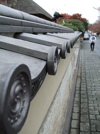 高台寺入口正對著寧寧之道,是一條典雅沈靜的小路