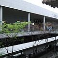 完成通關手續之後,我們轉往關西空港站,打算搭乘JR到京都。