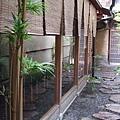 由茶屋改建的八坂圓堂,是京風天婦羅的專賣店。