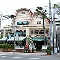 位於北山通上的老牌洋食店-東洋亭。
