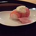 賣相超級可愛的毬壽司。