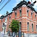 和後來落成的博物館新館共同展出各種有關京都市歷史、電影、飲食文化及現代美術等主題展覽。