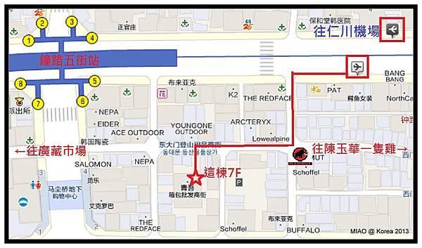 民宿地圖1
