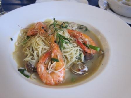 海鮮 義大利麵