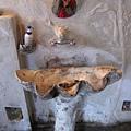 洗手間 貝殼洗手台