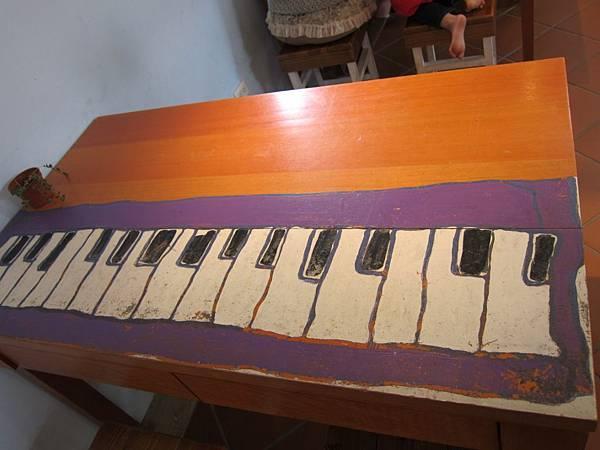 手作坊 可愛的鋼琴