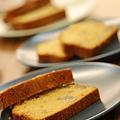 焦糖奶油栗子蛋糕