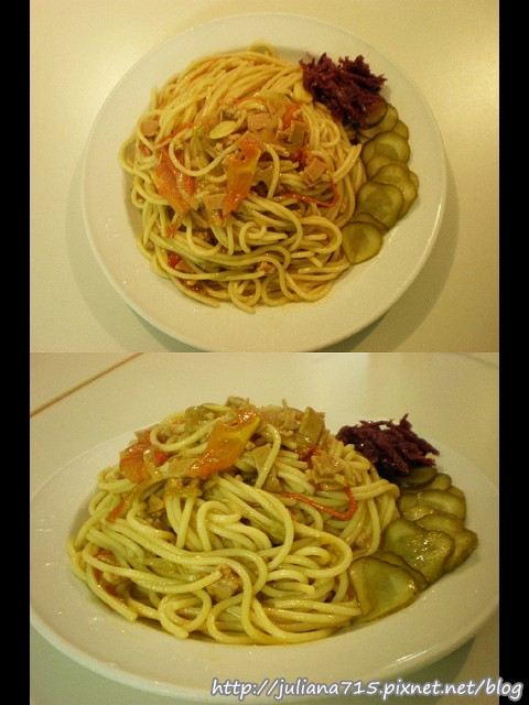 PhotoCap_08100309 午餐 蔬菜義大利麵 (Helen)P01.jpg