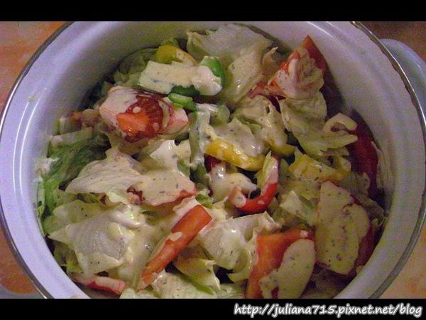 PhotoCap_08092503 晚餐 生菜沙拉.jpg