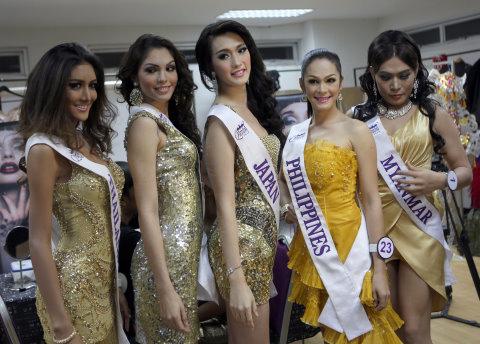 泰國變性人選美賽2