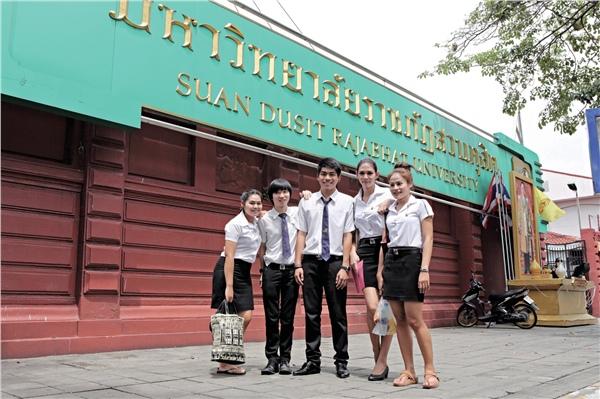 泰國第三性大學生1