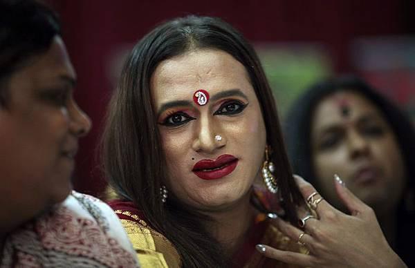 印度第三性人