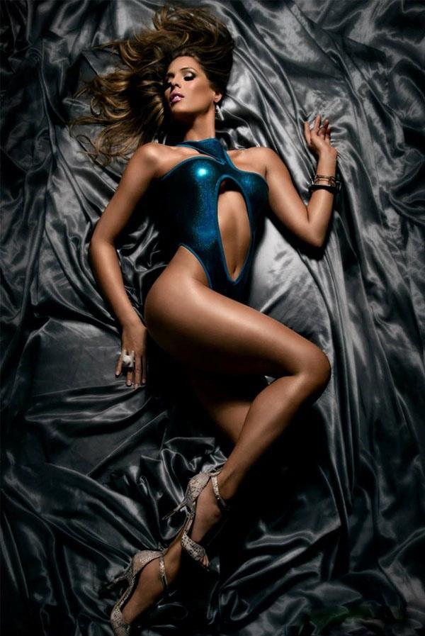 變性女模特Carmen Carrera