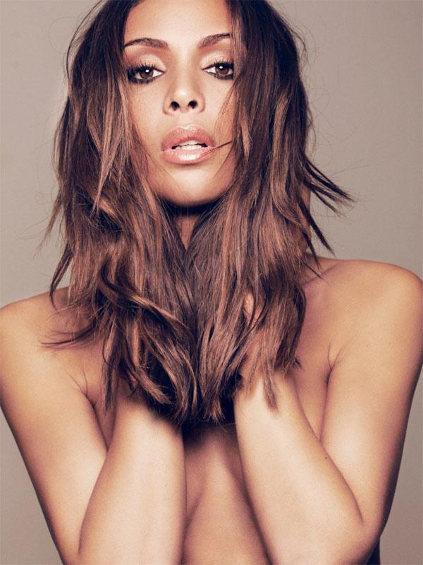 變性女模特Ines Rau