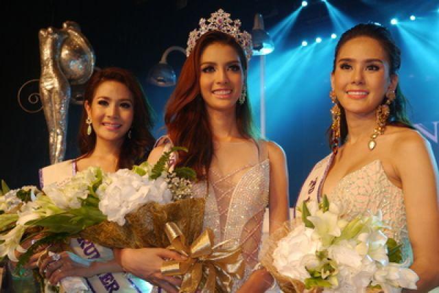 2014泰國變性人選美1