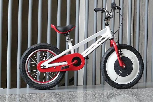 自動平衡腳踏車1