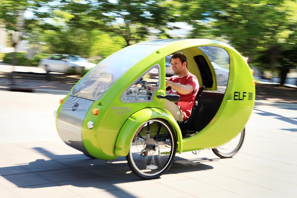 ELF電動單車1