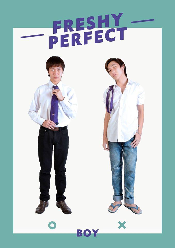 曼谷大學跨性別制服3