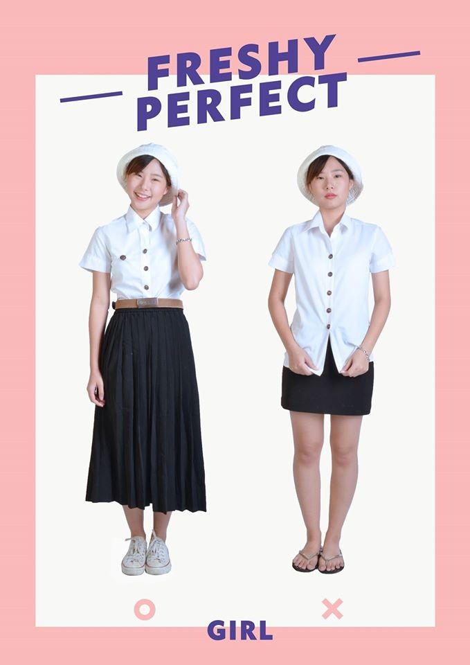 曼谷大學跨性別制服