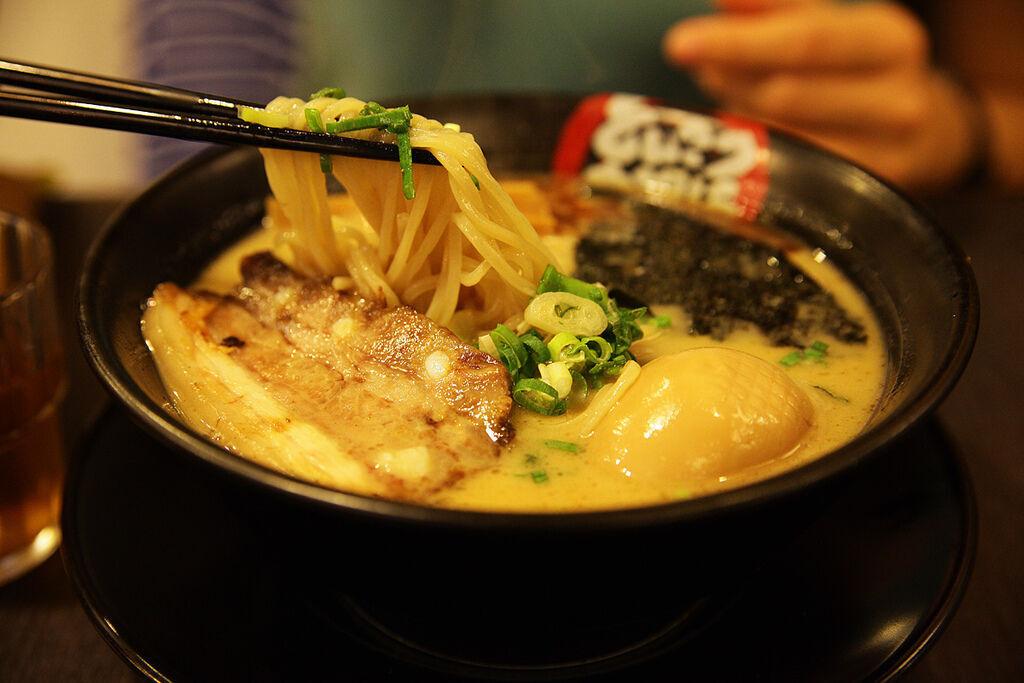 豚骨白湯2