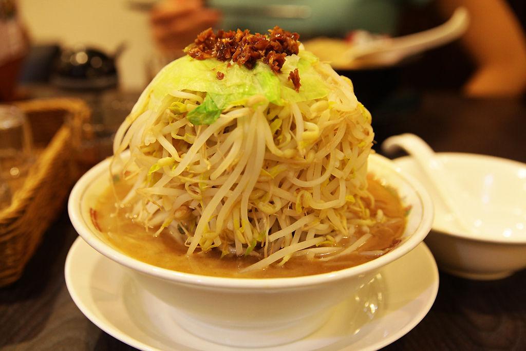 富士野菜拉麵