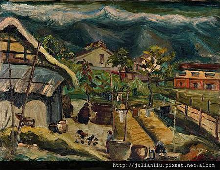 19 嘉義郊外    1935年