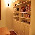 IKEA純白鄉村風書櫃