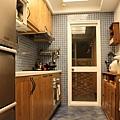 鄉村風廚房