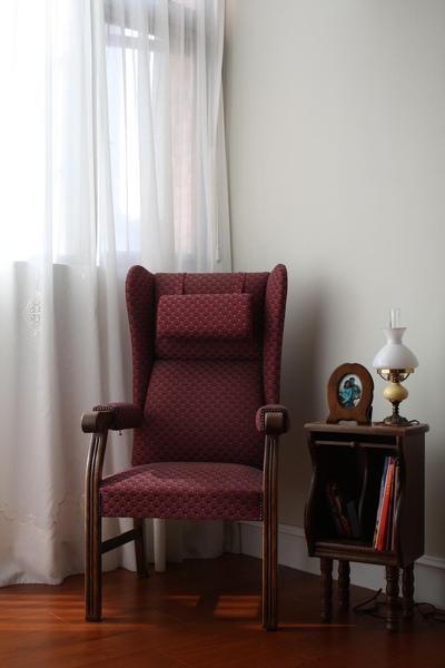 古董主人椅