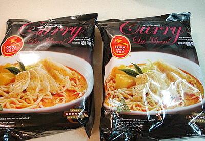 新加坡泡麵