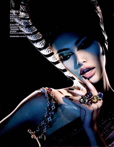 資料來源:2011.07 時尚芭莎BAZAAR