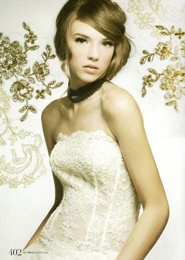 資料來源:Her World Brides Magazines March-May 2008