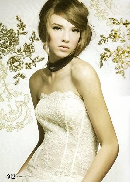 資料來源:Her World Brides Magazines March-May 2008
