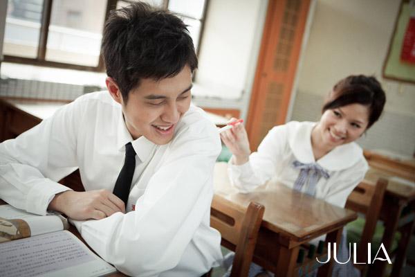 《JULIA‧作品》幸福新人‧XL