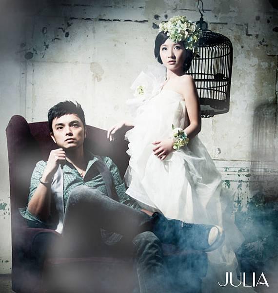 《JULIA‧作品》幸福新人‧XLII