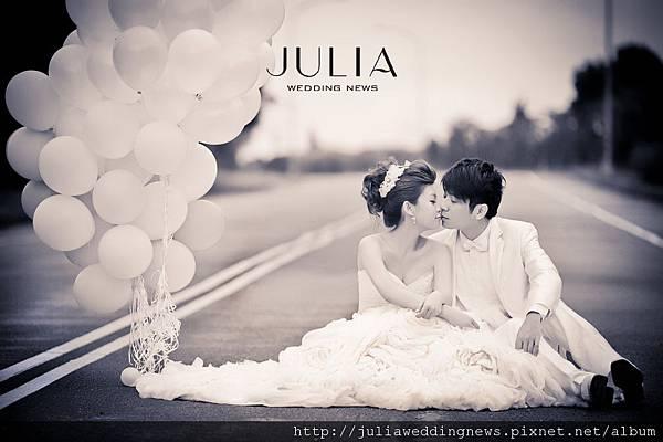 《JULIA‧作品》幸福新人‧LIII